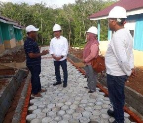 Permalink ke H. Bakri : lokasi oke, Rumah SAD di Sarolangun Siap Dibangun