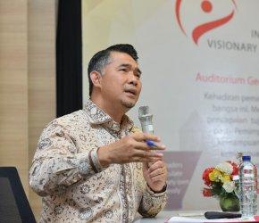 Permalink ke Dinilai Sebagai Pemimpin Visioner, Wali Kota Jambi Presentasi di Indonesia Visionary Leader