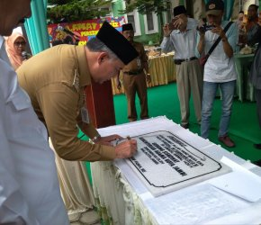 Permalink ke Permudah Pengurusan Administrasi Haji, Wali Kota Fasha Resmikan Siskohat