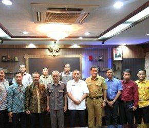 Permalink ke Komisi II DPRD Kota Jambi Pelajari Sistem Relokasi PKL