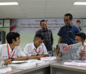 Permalink ke Astra Honda Youthpreneurship ProgramSiapkan Pengusaha Bengkel Unggulan Bergulir