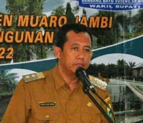 Permalink ke Wabup BBS Komandoi Musrenbang RKPD Muarojambi