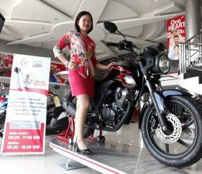 Permalink ke All New Honda CB150 Verza Hadir di Jambi, Segini Harganya