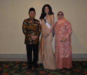Permalink ke Wagub Fachrori Apresiasi Keikutsertaan Amalia Soleha Syaihu dalam Pemilihan Putri Indonesia 2018