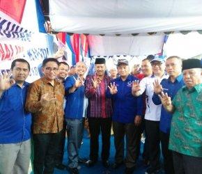 Permalink ke Dihadiri H. Bakri, Pelantikan TIM Nalim – Khafid Meriah