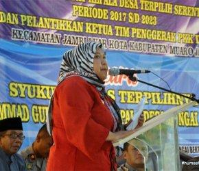 Permalink ke Bupati Masnah Kukuhkan 5 Ketua LAM Desa Kecamatan Jaluko