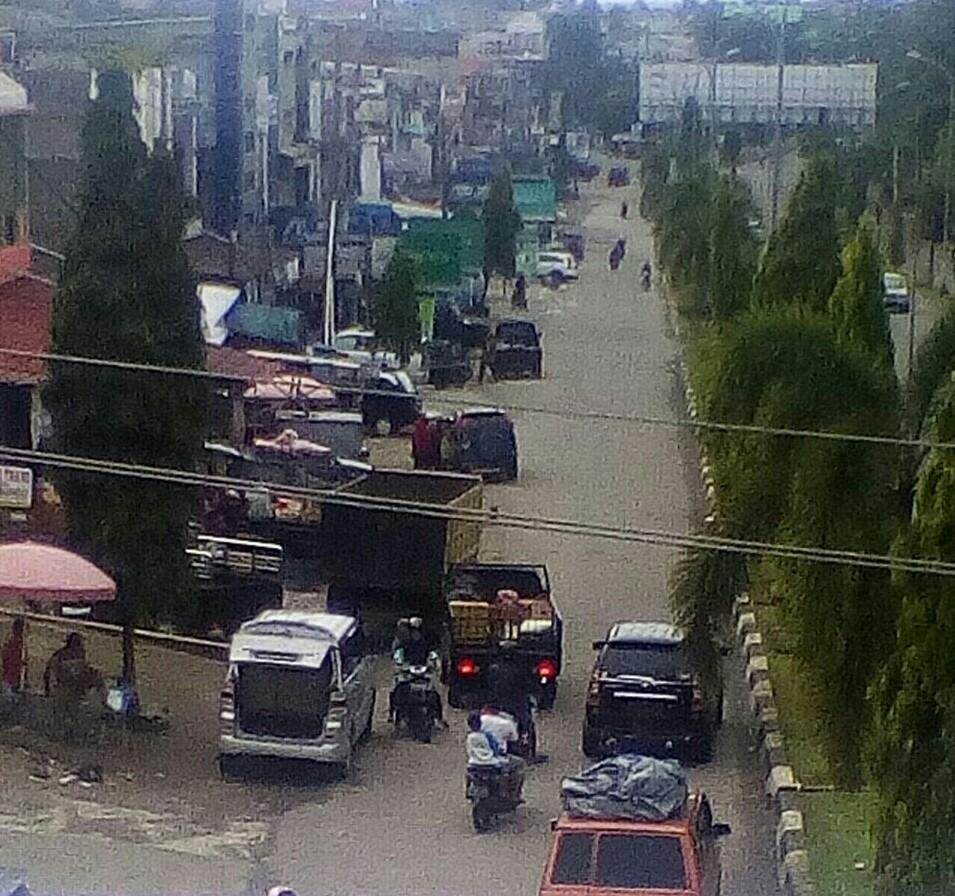 Permalink ke Soal Terminal Bayangan Menjamur di Kota Bangko, Dishub Ngaku Kewalahan Tertibkan Supir Angkutan Nakal
