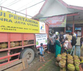 Permalink ke LPG 3 Kg Langka, Pemkab Tanjab Barat Gelar operasi Pasar