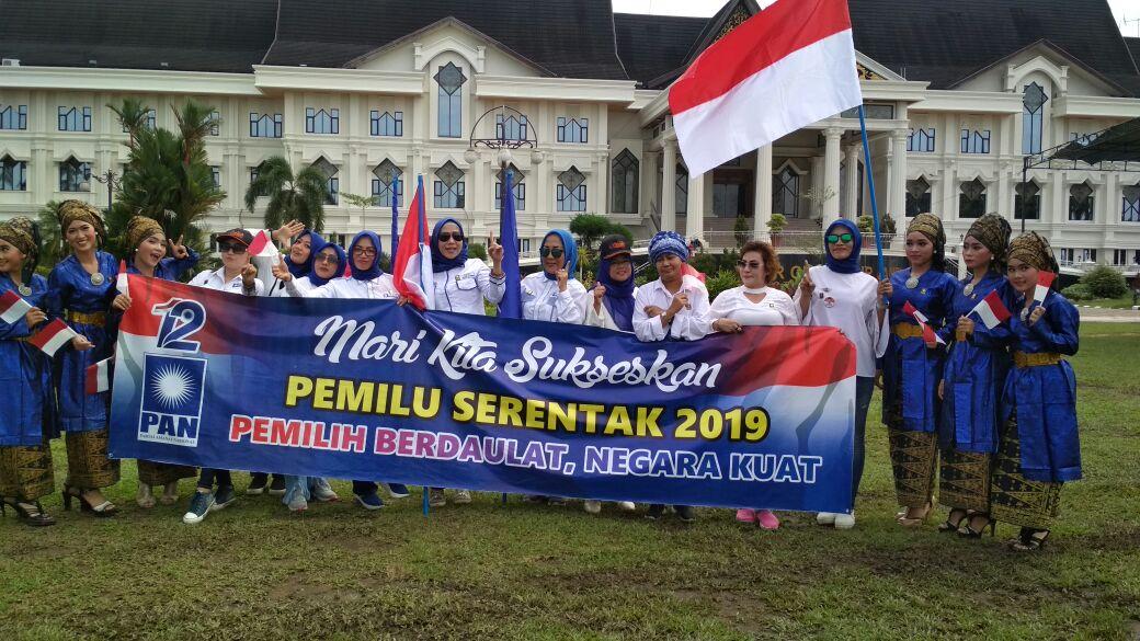 Permalink ke PAN Utus Kadernya Jadi Peserta Pentas Seni Sambut Pemilu Serentak 2019