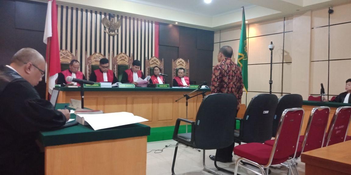 Permalink ke Saipudin Divonis Lebih Berat dari Tuntutan Jaksa