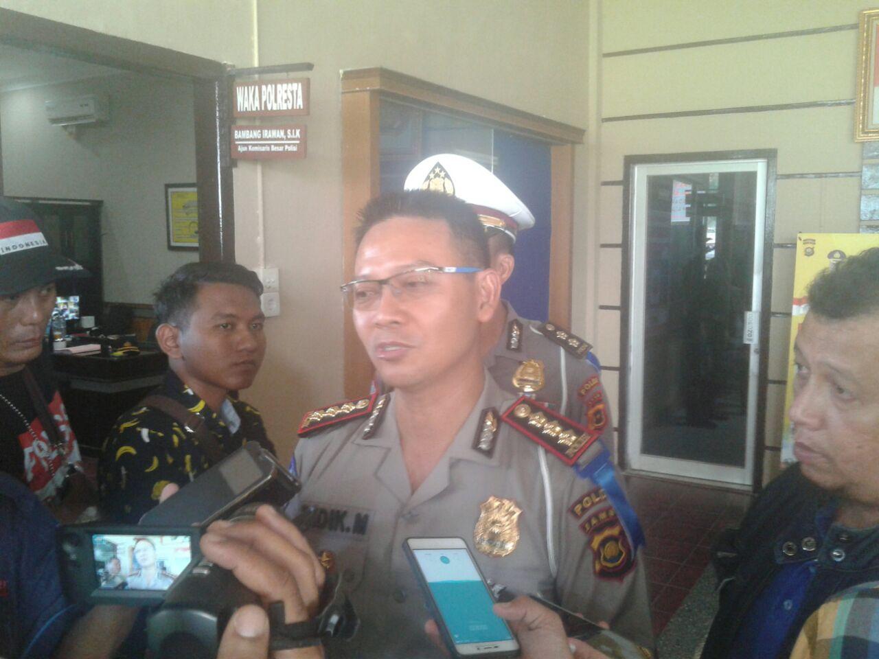 Permalink ke Dirlantas : Jalur Lintas Sumatera Paling Rawan Kecelakan dan Begal di Jambi