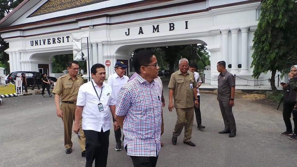 Permalink ke H. Bakri : Peningkatan Status Jalan Provinsi jadi Jalan Nasional sangat baik untuk kemajuan pembangunan Jambi