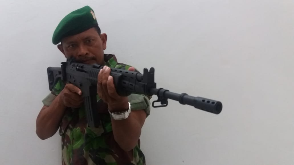 Permalink ke Pensiun Dini dari TNI, Hambali Meniti Karir di Parpol
