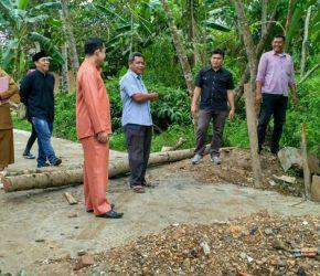 Permalink ke Rombongan Komisi III DPRD Kota Jambi Sidak Infrastruktur Jalan