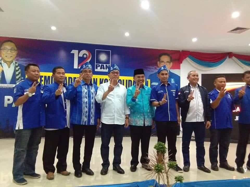 Permalink ke Dikomandoi H. Bakri, DPW PAN Provinsi Jambi Akan Menggelar Rapimwil