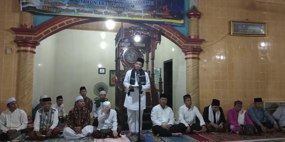 Permalink ke Pemkab Muarojambi Peringati Nuzul Qur'an