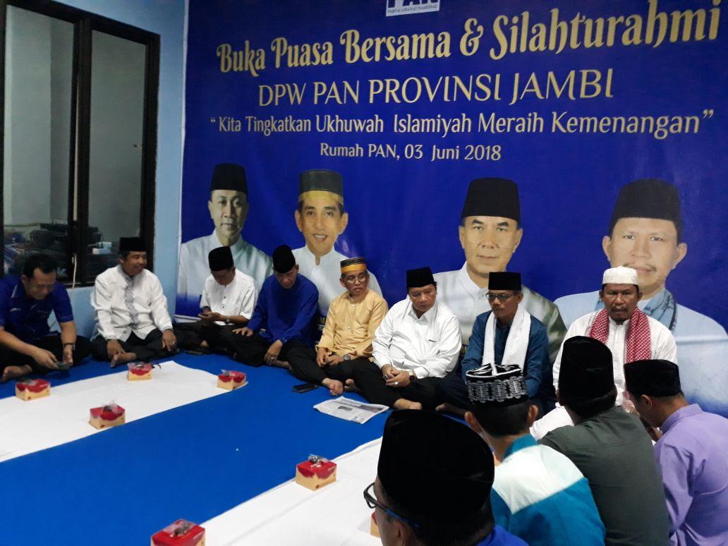 Permalink ke Rapimwil Kelar, DPW PAN Jambi Ajak Anak Panti Asuhan Buka Bersama