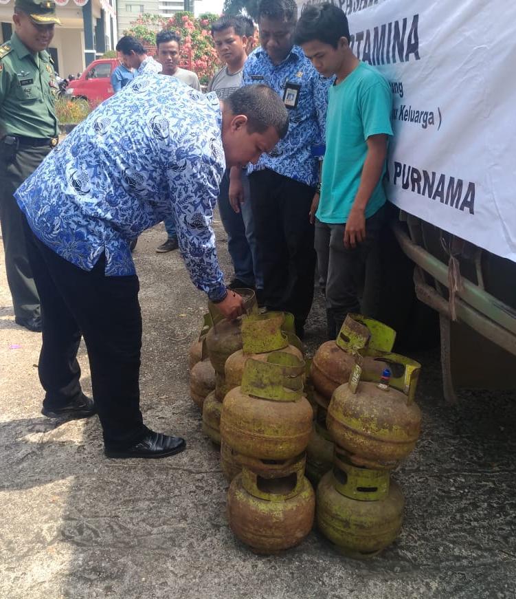 Permalink ke Beli Gas LPG 3 Kg di Tanjabtim Pakai KK