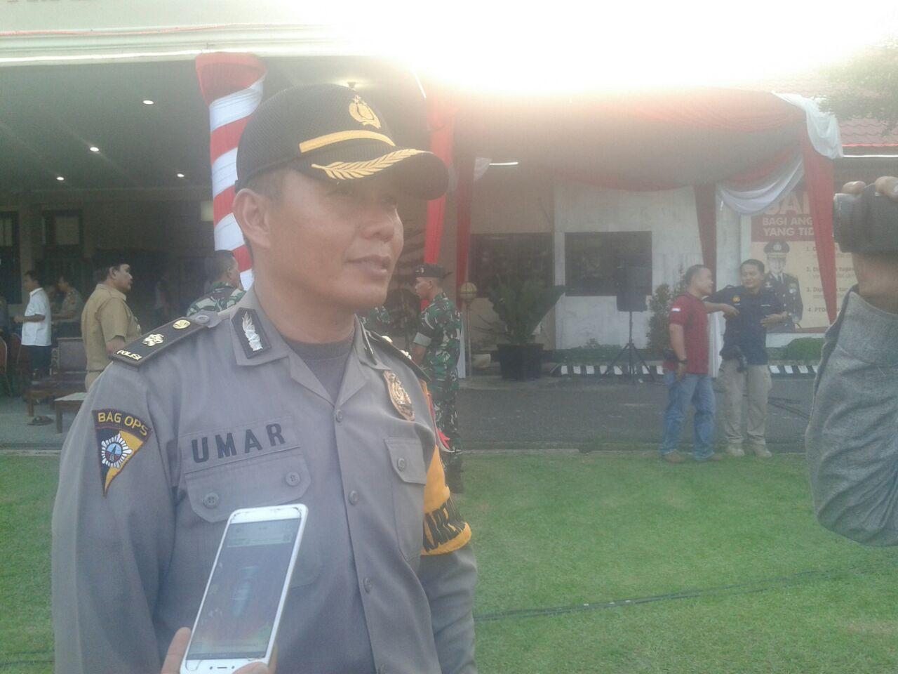 Permalink ke Operasi Ketupat, Polresta Jambi Terjunkan Ratusan Personelnya