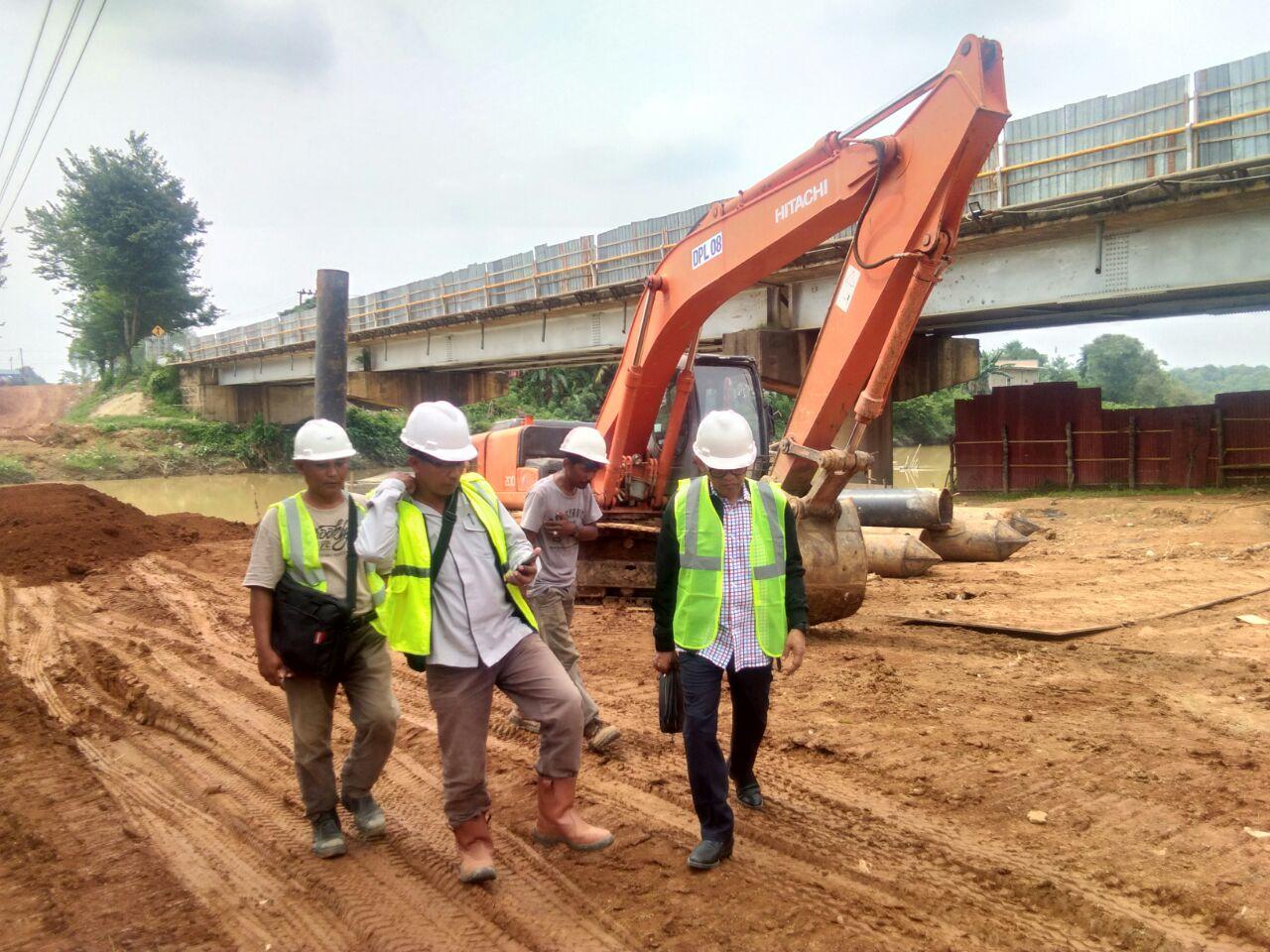 Permalink ke Pertangungjawabkan Nama Baik Bungo di Mata Komisi V DPR RI, H. Bakri Croscek Pembangunan Jembatan Batang Bungo