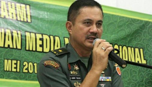 Permalink ke NETRALITAS TNI AD JANGAN DIRAGUKAN, MELANGGAR DITINDAK TEGAS