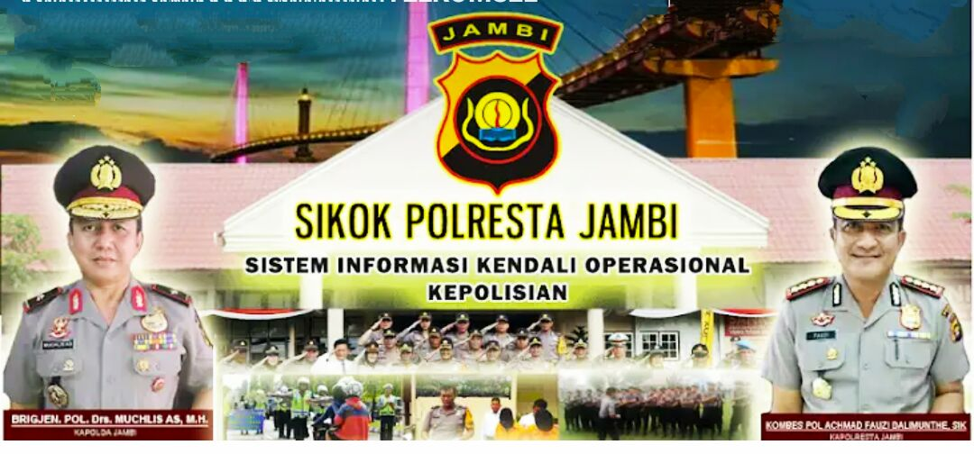 Permalink ke Pengamanan pilwako Jambi 2018, Polresta Jambi siagakan petugas kepolisian secara digital