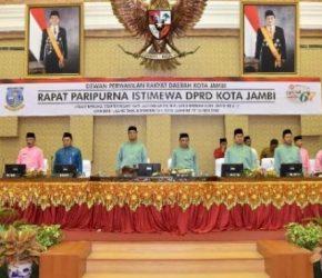 Permalink ke DPRD Kota Jambi Gelar Paripurna HUT ke-72 Kota Jambi
