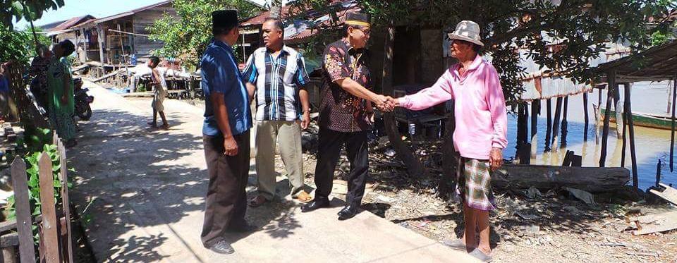 Permalink ke H. Bakri : Tahun Ini 50 Unit Rumah Nelayan Dibangun Untuk Jambi
