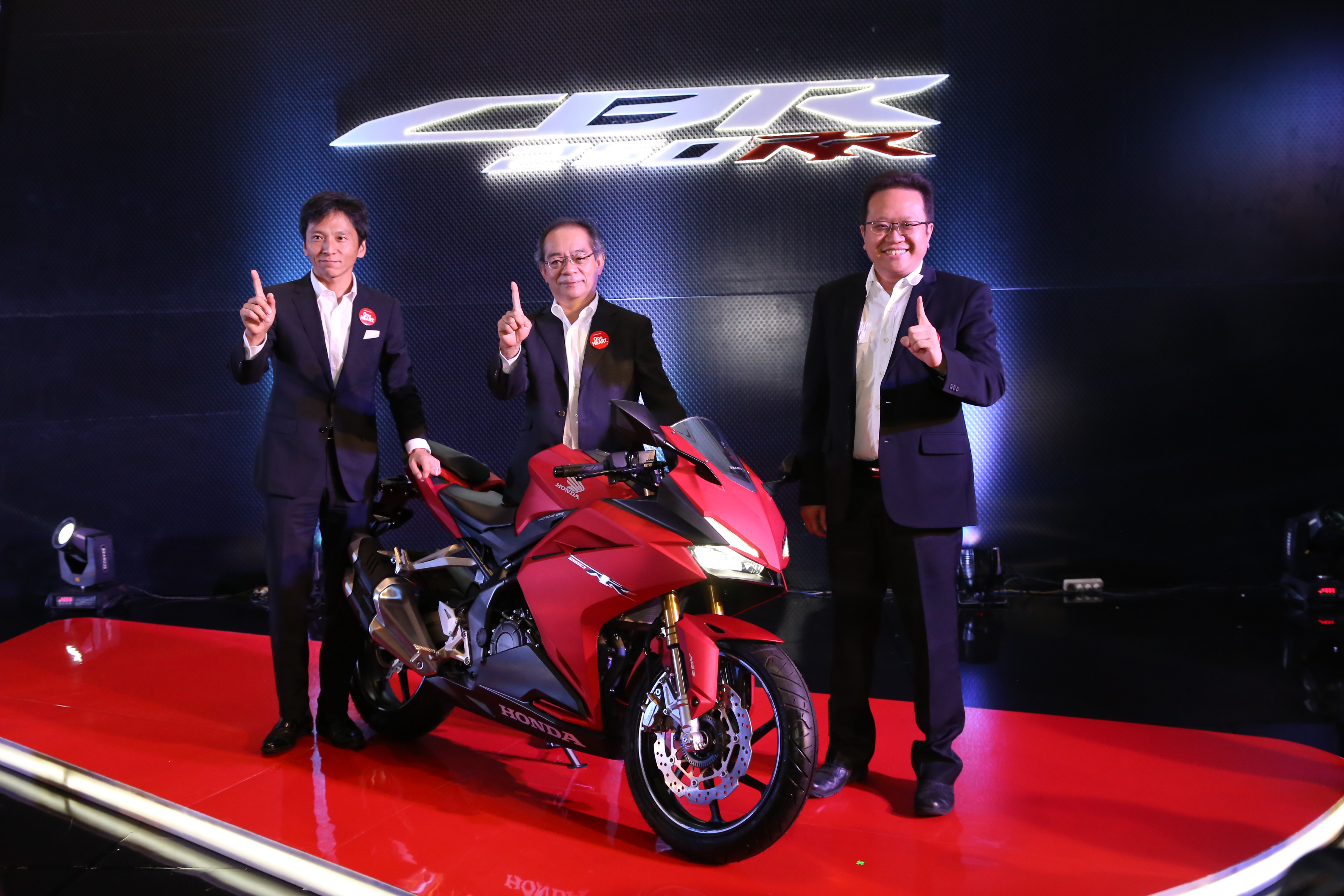 Permalink ke New Honda CB150R StreetFire Tambah Gagah