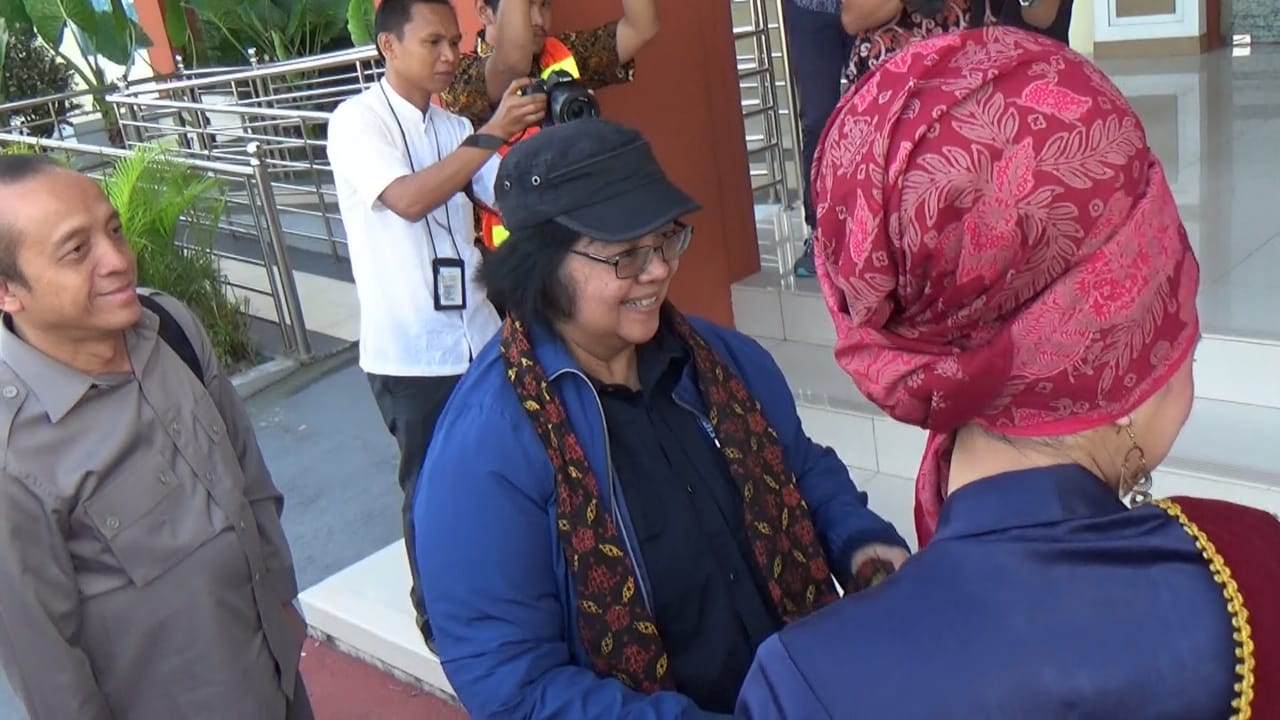 Permalink ke Menteri Lingkungan Hidup Dan Kehutanan, Siti Nurbaya Bakar Kunjungi Jambi