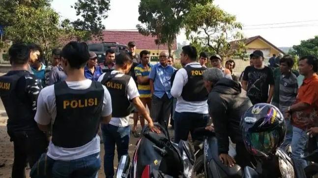 Permalink ke Ratusan Preman Ditangkap Polisi