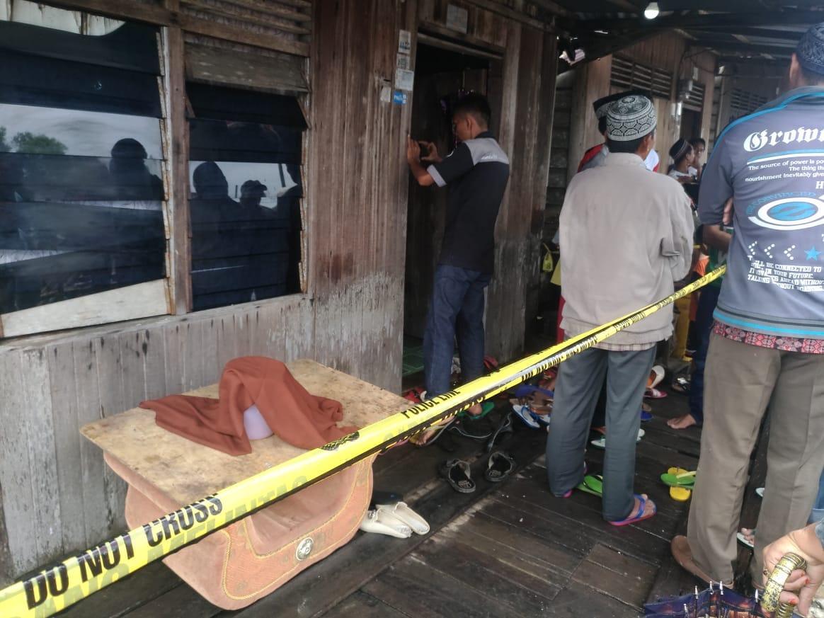 Permalink ke Kapolsek : Motif Pembunahan masih Pendalaman