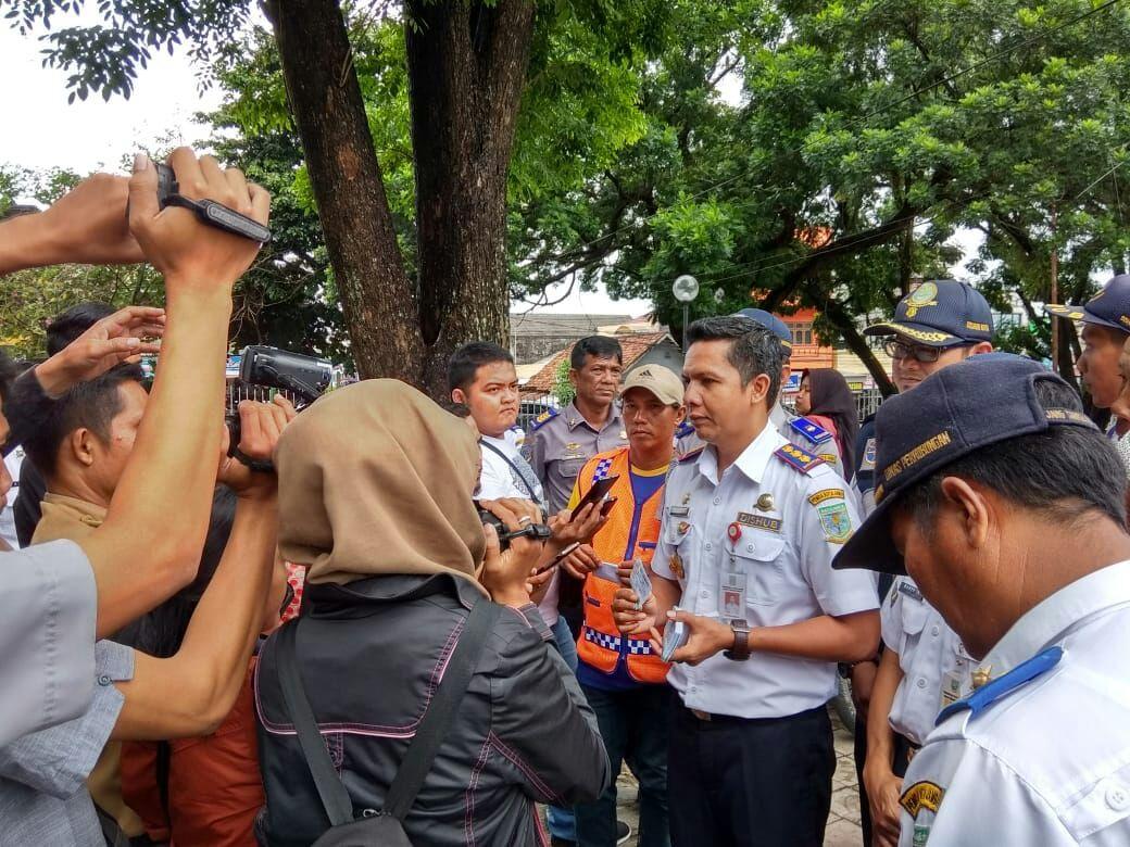 Permalink ke Jalan Simpang Mayang Sering Macet, Ini Penjelasan Dishub Kota Jambi