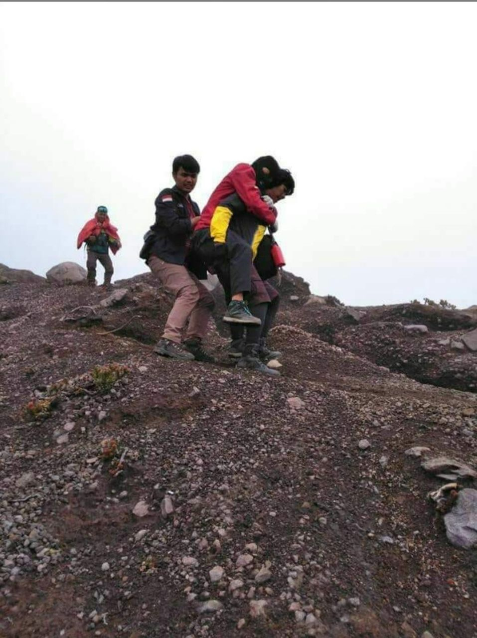 Permalink ke Mahasiswa Unja Pendaki Gunung Kerinci Jatuh Dari Tugu Yudha