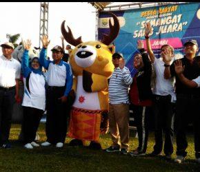 Permalink ke Dukung Asian Game, Pemprov Jambi Gelar Pesta Rakyat
