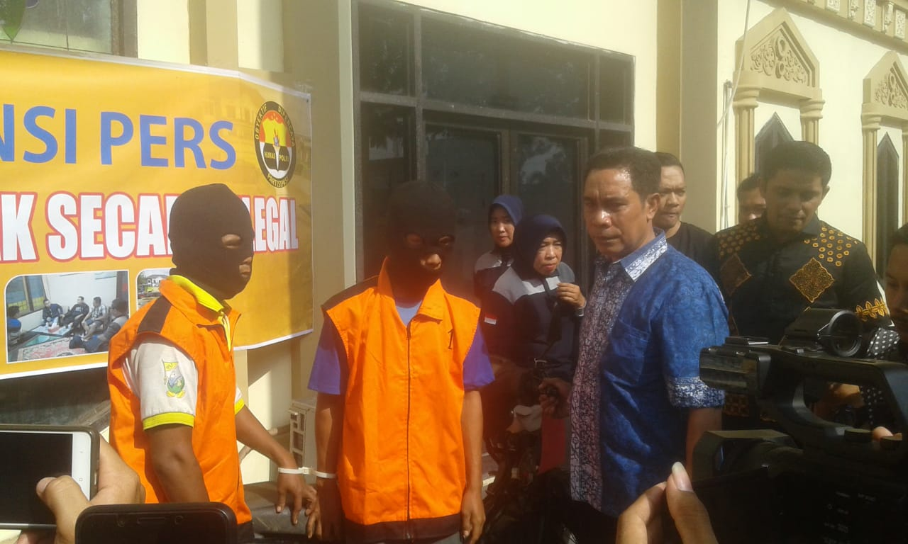 Permalink ke Januari Hingga Juli, Polda Jambi Tetapkan 18 Tersangka Illegal Drilling