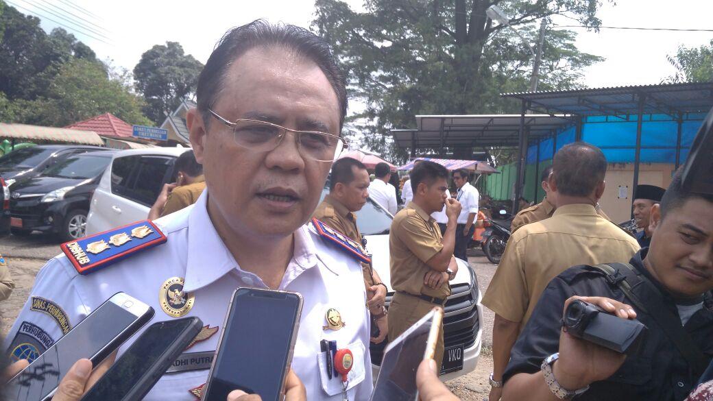 Permalink ke Dishub Provinsi Pastikan Kesiapan Armada Transportasi Jemaah Calon Haji Asal Jambi Aman