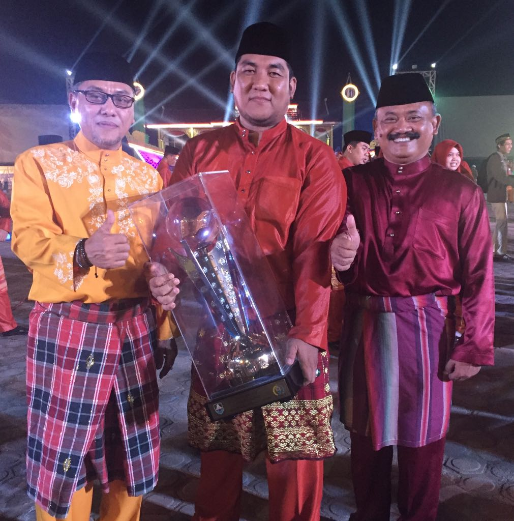 Permalink ke Tanjabtim Sabet Juara Umum MTQ Tingkat Provinsi Jambi