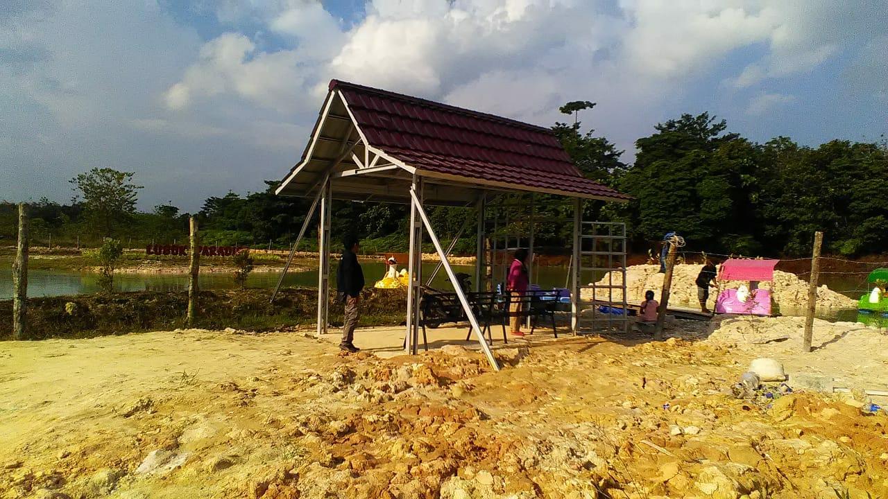 Permalink ke Desa Lubuk Terentang Hadirkan Objek Wisata Baru