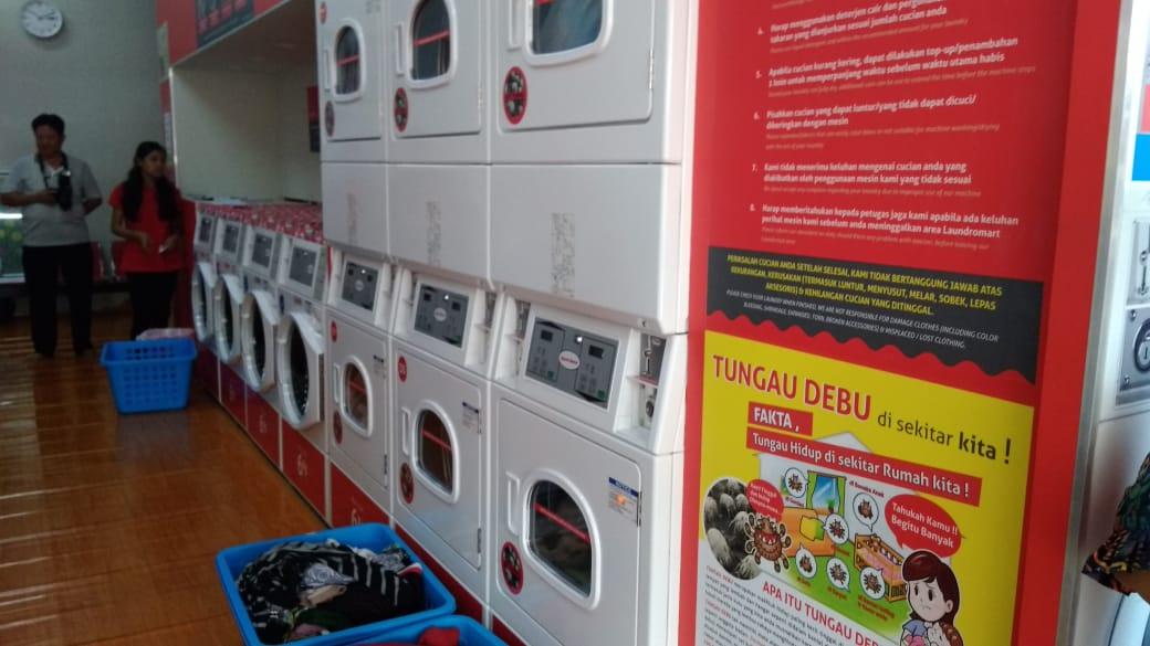 Permalink ke The Daily Wash Laundromat Berikan Promo Cucian Gratis