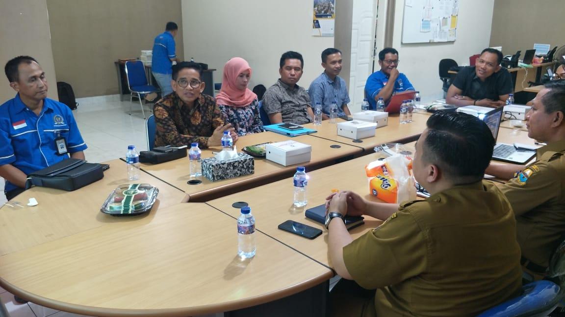 Permalink ke Progres BSPS di Provinsi Jambi No 1 se-Indonesia, Tambat Yulis Utarakan Ucapan Terima Kasih kepada H. Bakri