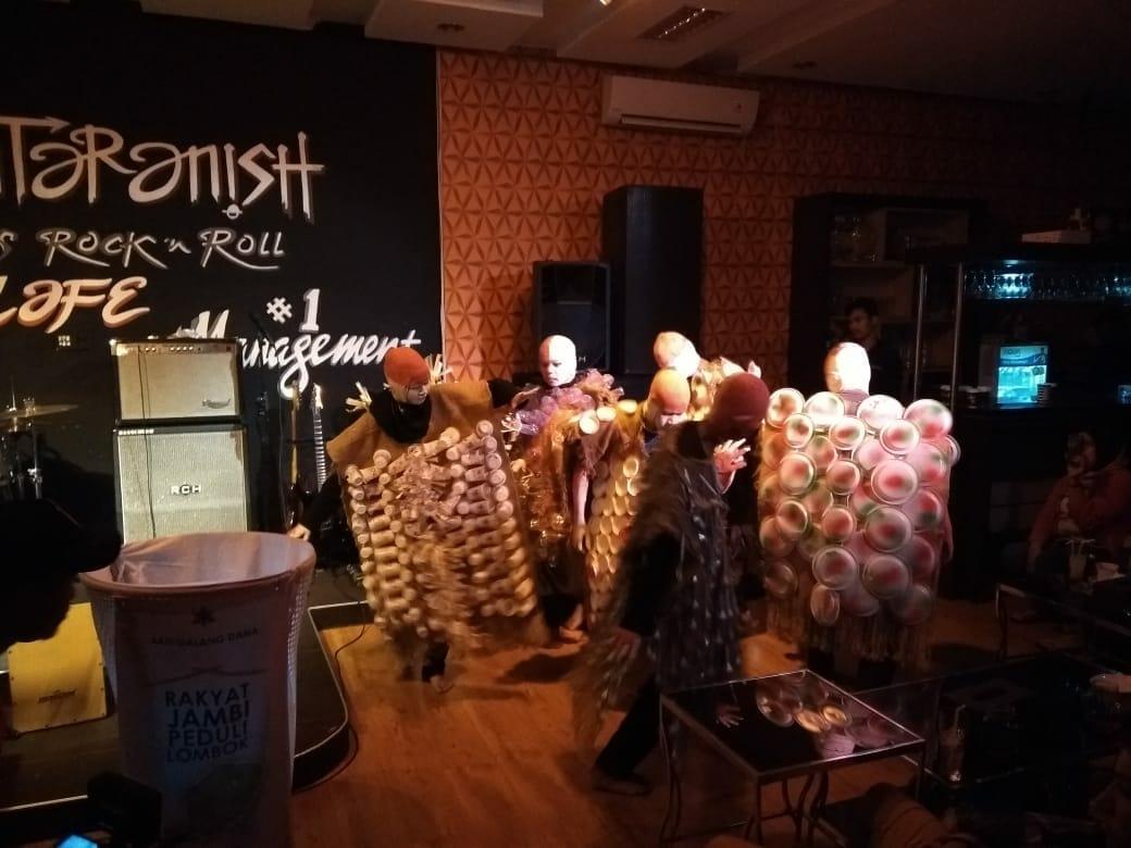 Permalink ke 'Moment to Ethnic' Jadi Jalur Gentaranish Jadikan Musik Tradisi Sajian Rutin