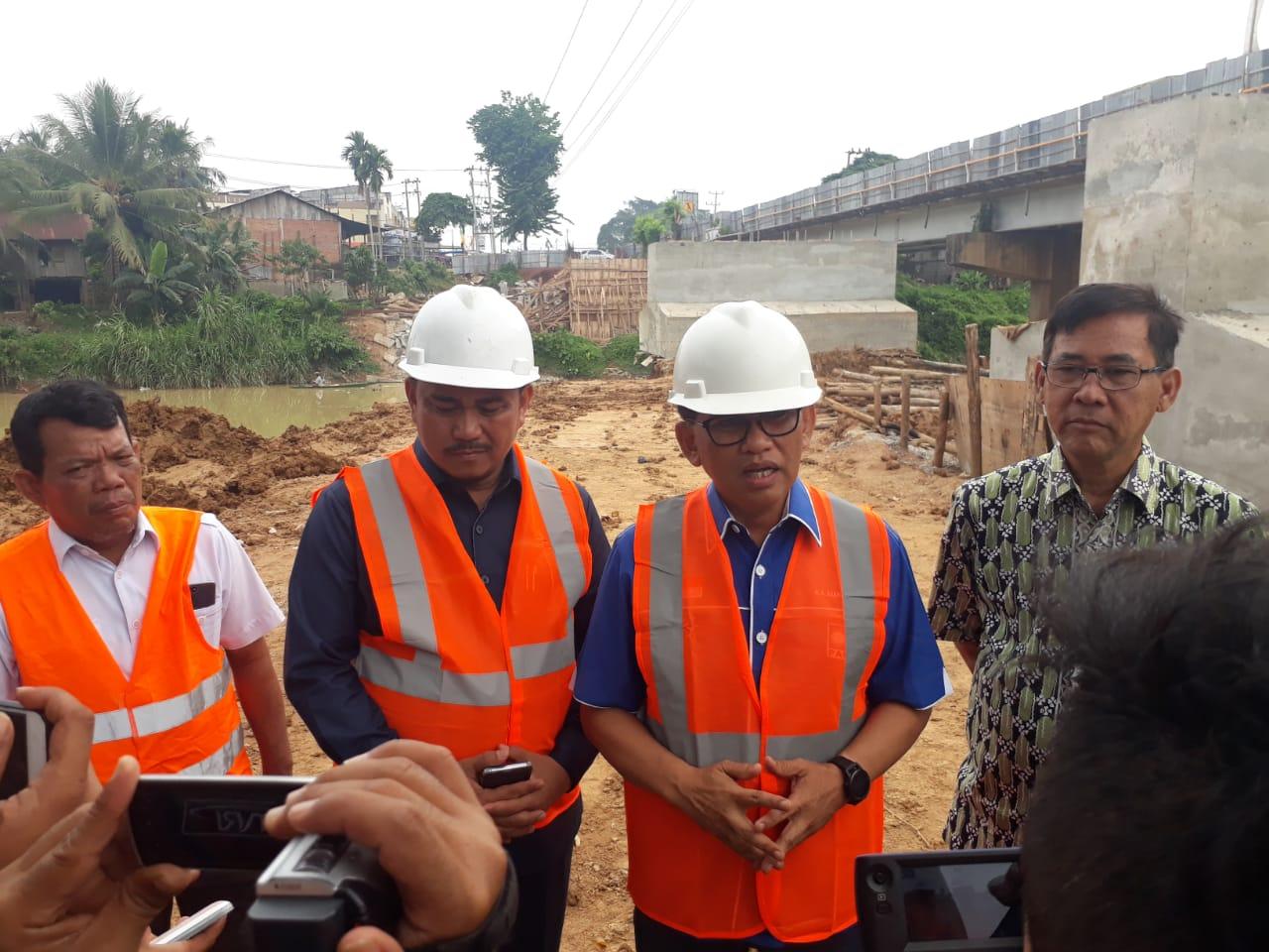 Permalink ke Bupati Bungo Akui Berkat Kerja Keras H. Bakri Jembatan Batang Bungo Bisa Dibangun