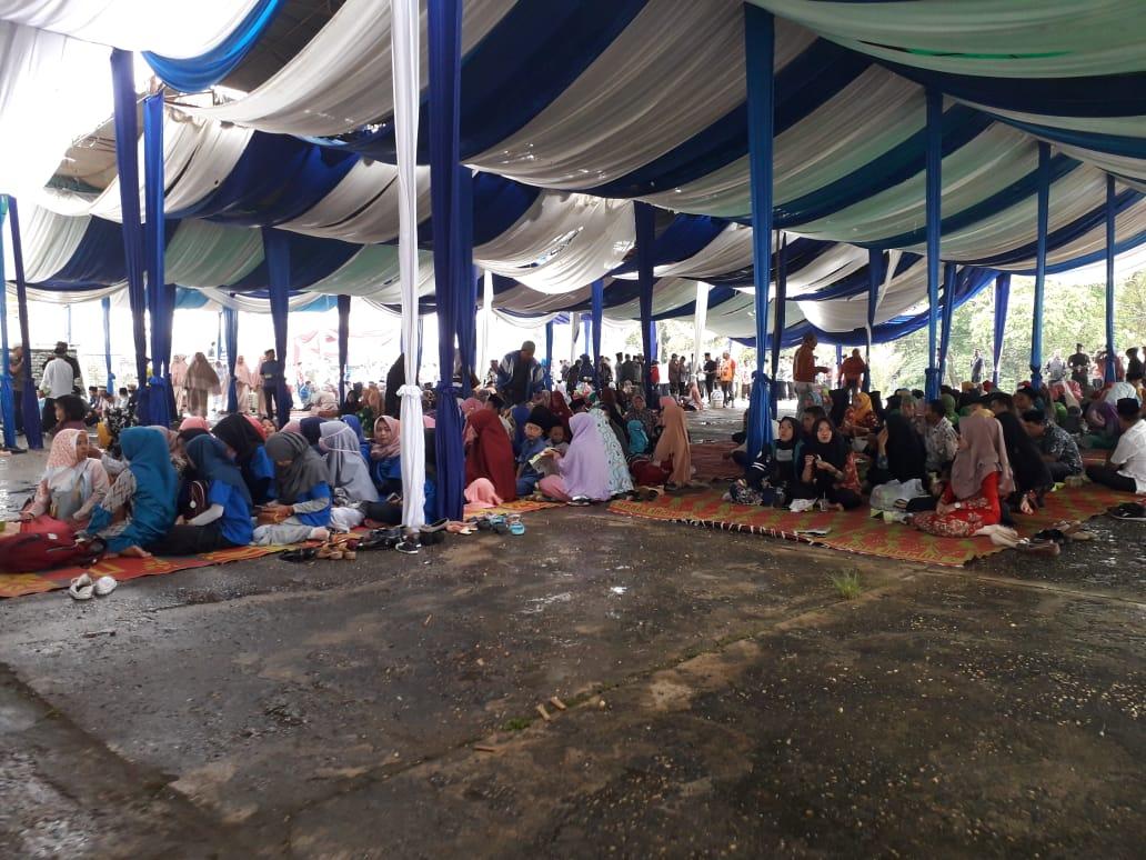 Permalink ke Tabligh Akbar Munajat Untuk Tanjabtim Merakyat Hadirkan KH. R. Syarif Rahmat, RA, SQ, MA