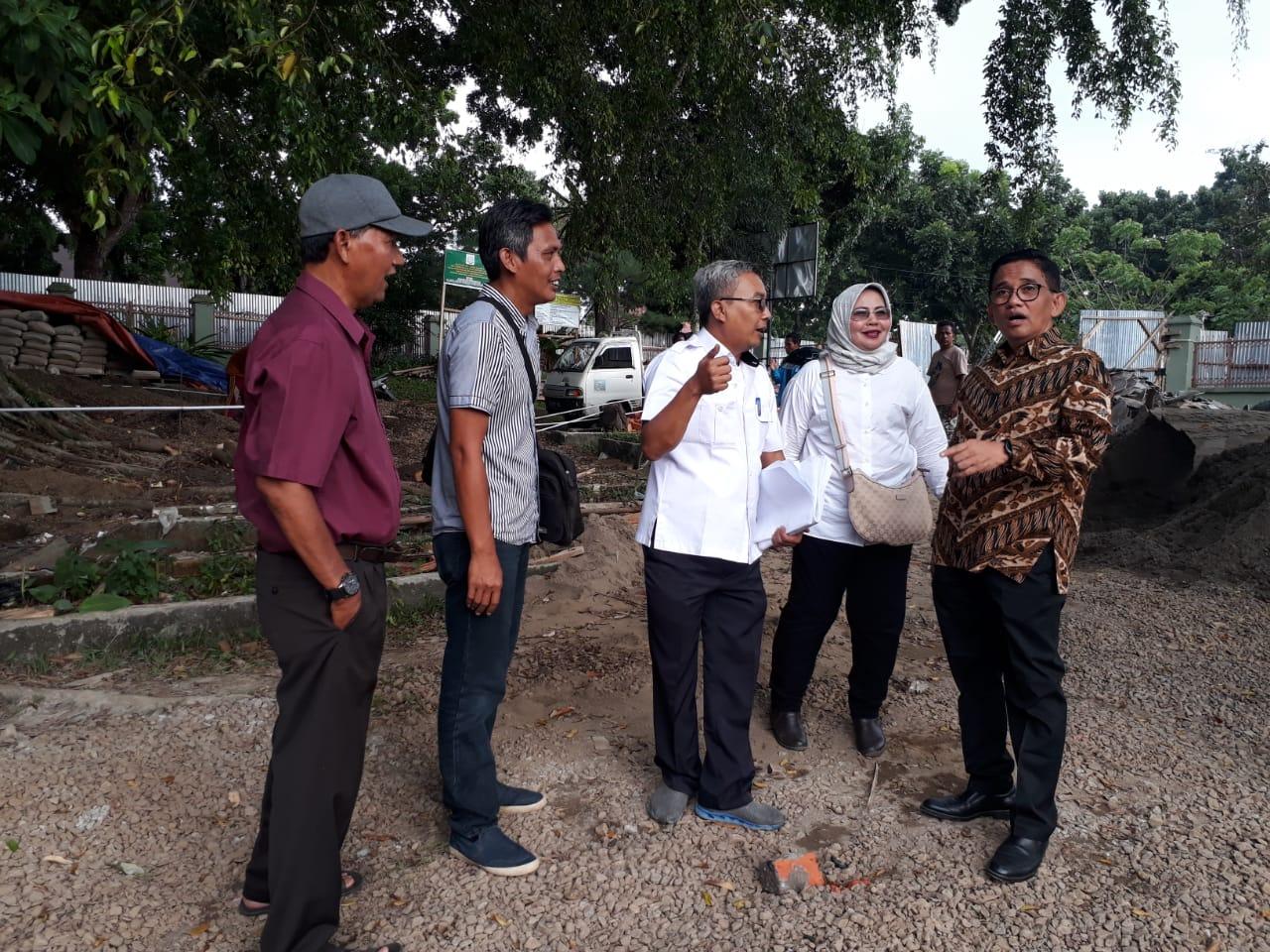 Permalink ke Rencana Satker Kementerian PUPR Mempercantik Taman Anggrek Dapat Dukungan dari H. Bakri