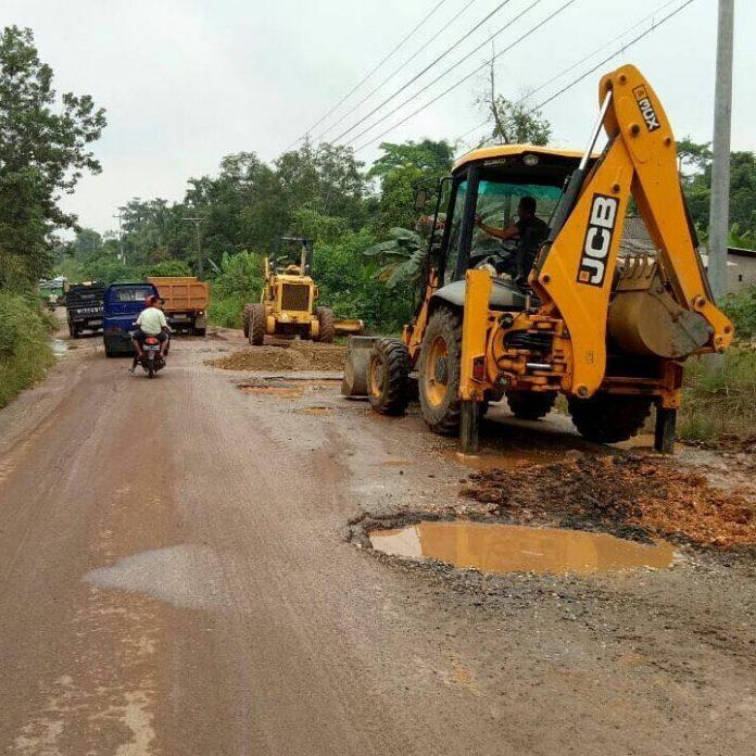 Permalink ke Benahi Jalan Sungai Gelam Jelang PPSN, Dinas PUPR Provinsi Jambi Anggarkan Rp 5 Miliar