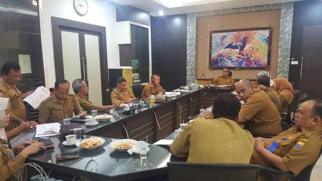 Permalink ke Rakor Seluruh Bidang, Dinas PUPR Provinsi Jambi Maksimalkan Pencapaian Kinerja 2018