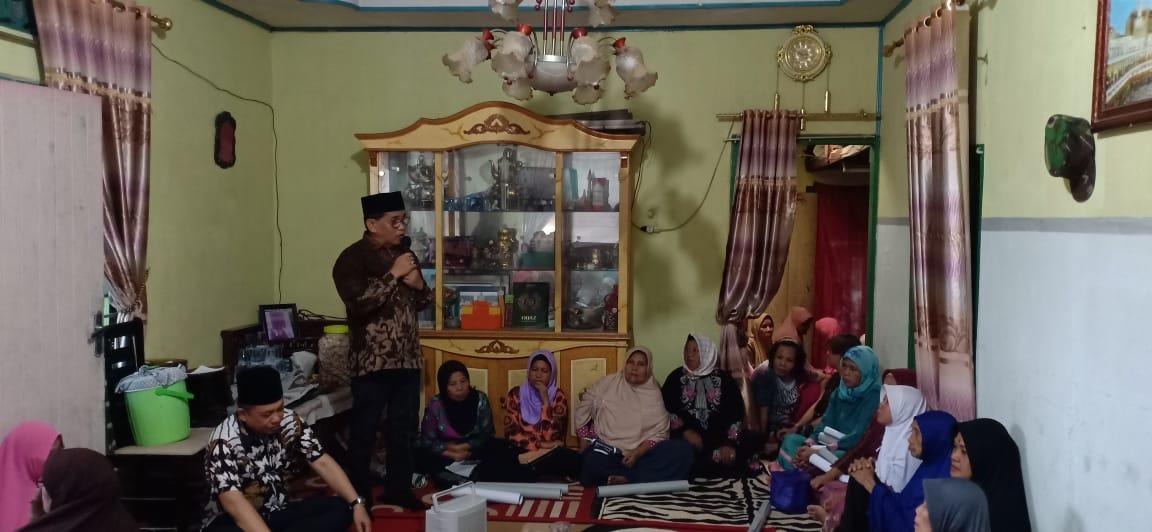 Permalink ke H. Bakri Serap Aspirasi Anggota Pengajian Ibu-ibu