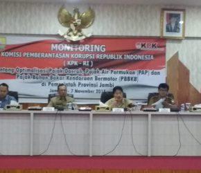 Permalink ke Sekda Dianto Dampingi Pejabat KPK dalam Monitoring Pajak
