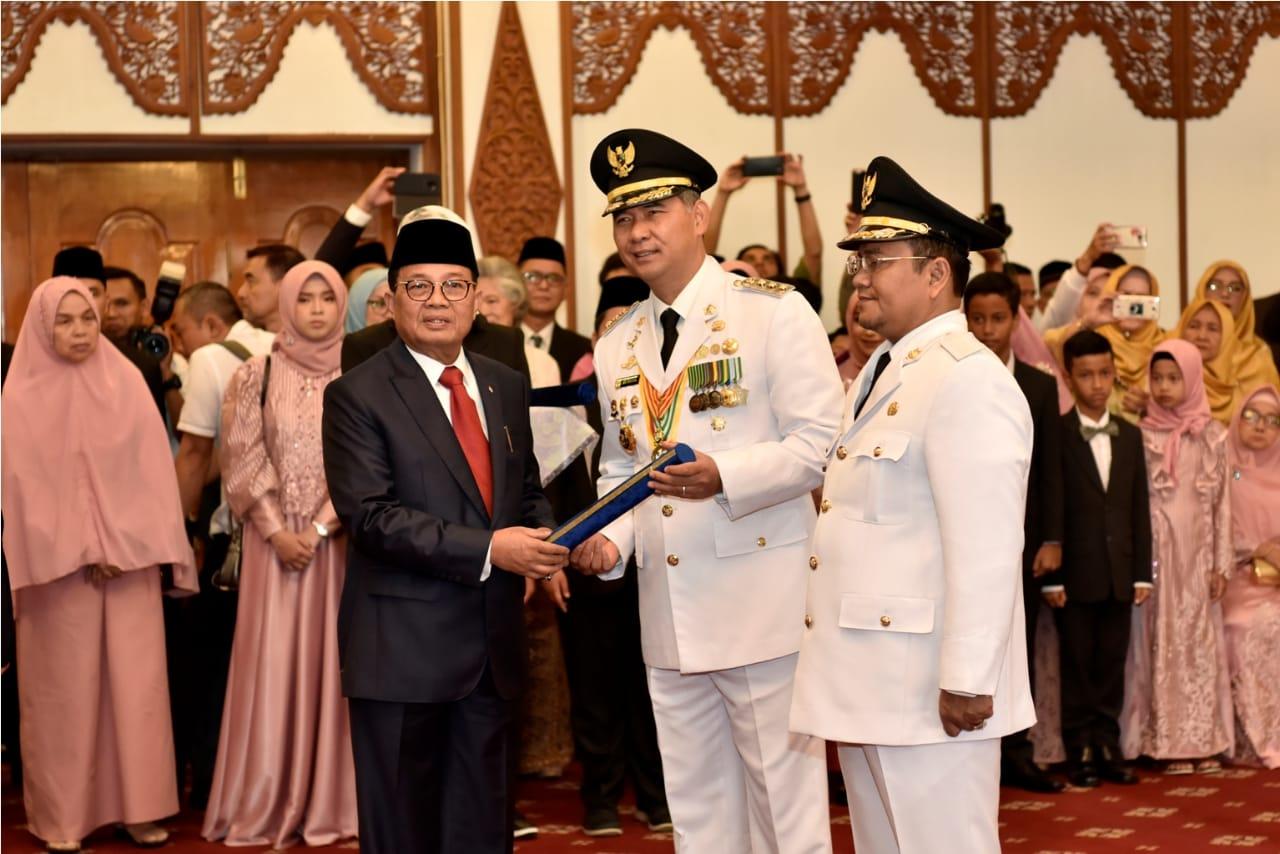 Permalink ke Ini Program 100 Hari Kerja Fasha – Maulana Pasca Dilantik Jadi Walikota dan Wakil Walikota Jambi Periode 2018-2023